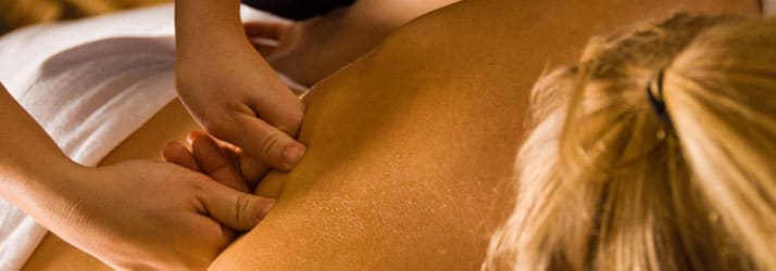 Deep Tissue Massage in Tacoma WA